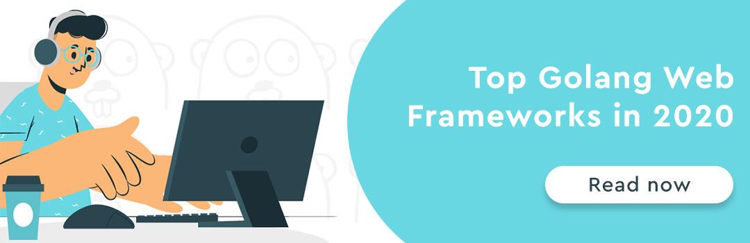 Top Golang Web framework in 2020