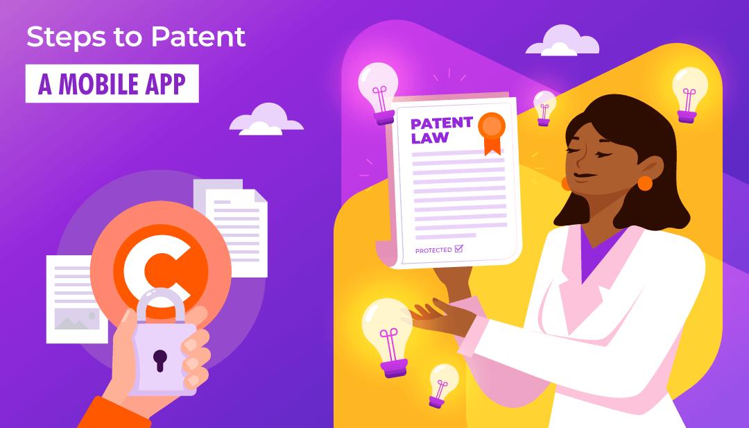 patent a mobile app idea