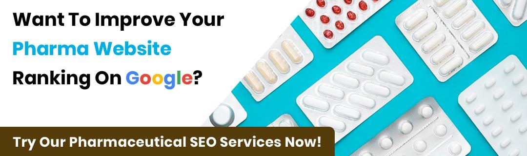 Pharmaceutical SEO Services