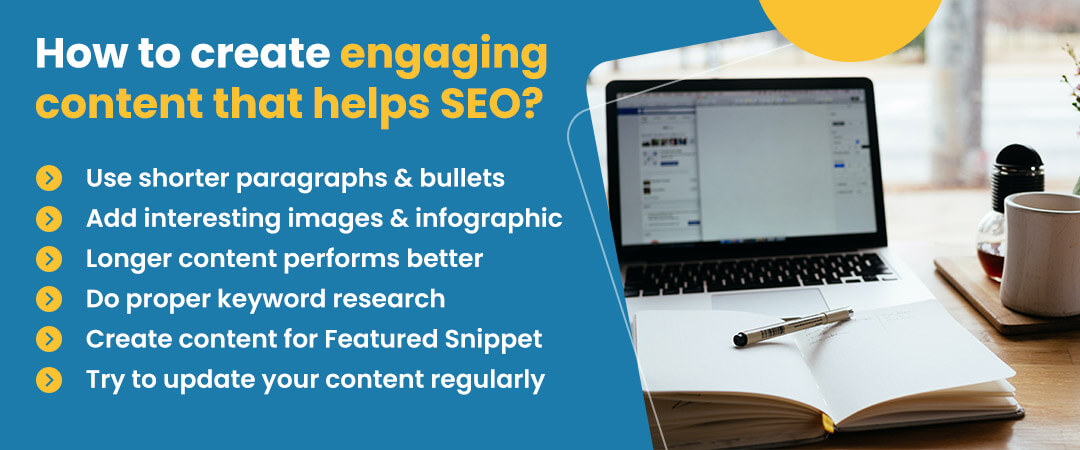 How to create engaging content that helps SEO?