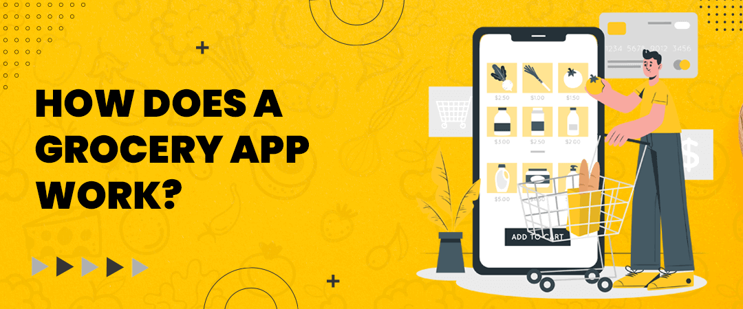 How Does A Grocery App Work?