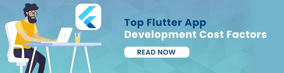 Top Flutter App Development Cost Factors