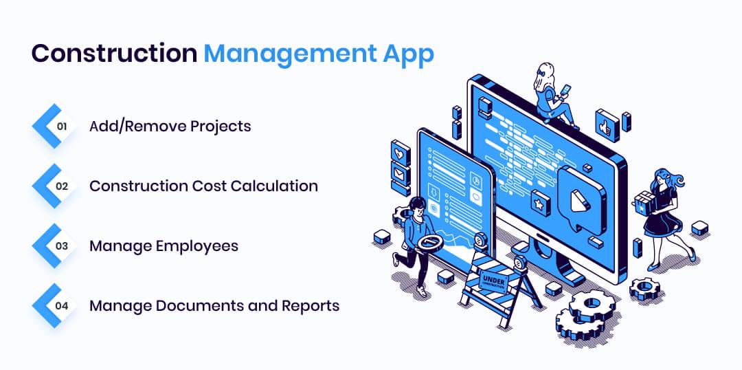 Construction Management App