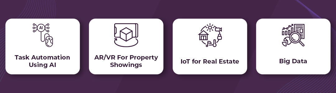 Tech Features in a Real Estate Mobile App Development