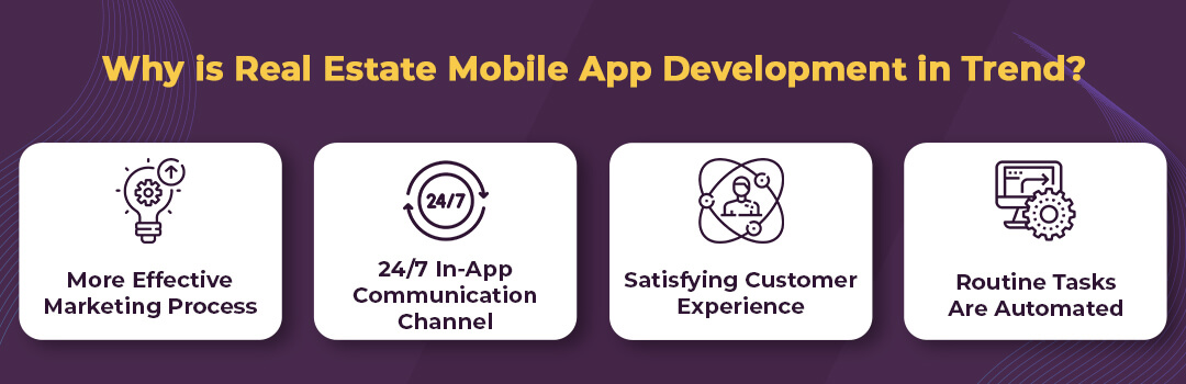Why is Real Estate Mobile App Development in Trend?