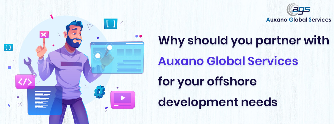 Why should you partner with Auxano Global Services for your offshore development needs?