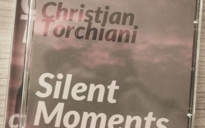 CD Cover – Silent Moments | Christian Torchiani