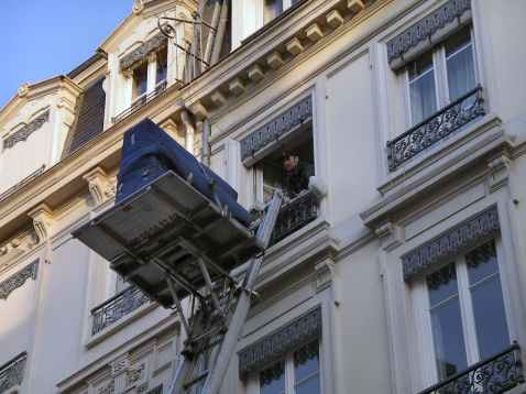 Astuce de déménagement : assurer la sécurité des meubles !