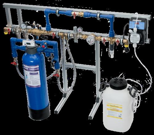 Demineralizace vody