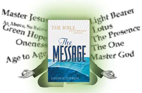 The Pagan Bible: The Message Bible Exposed