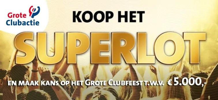 Grote Clubactie officieel van start!