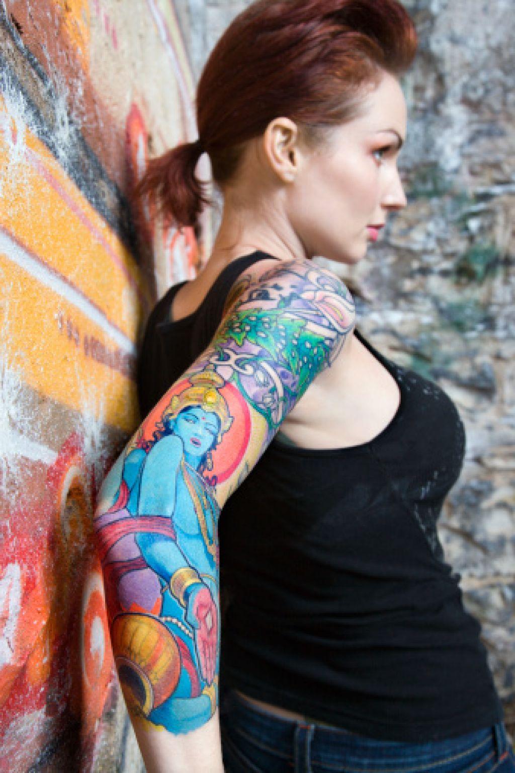 40 Best Sleeve Tattoo Ideas For Women