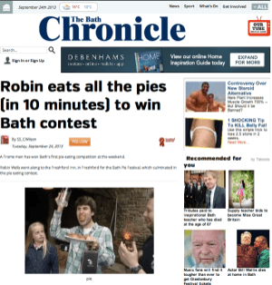 Bath Chronicle 24.09.13