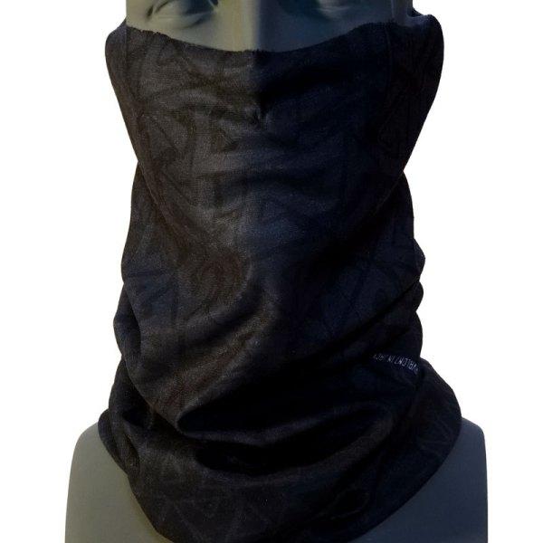 Black AVALON7 tshield facemask