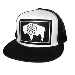 AVALON7 Wyoming Pride snapback hat