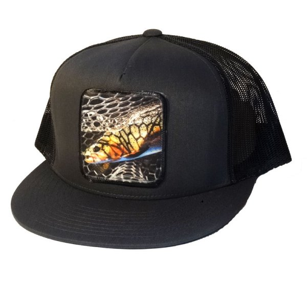 AVALON7 Cutthroat Trout Limited edition Snapback hat