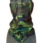 AVALON7 standard CAMO faceshield- multifunctional adventure scarf- hunting