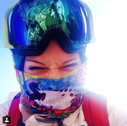 Avalon7 makes the worlds' best snowboarding bandanas!