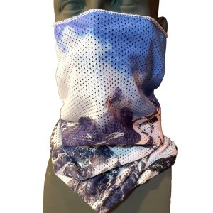 Breathable mesh flyfishing facemask- avalon7 tetonsky