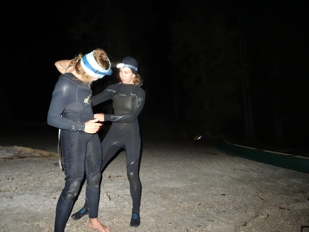 Why is it so hard to put on a wetsuit?