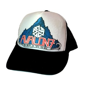 AVALON7 The Best Is Yet to Be Trucker Hat