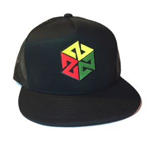 AVALON7 rasta inspiracon snapback hat