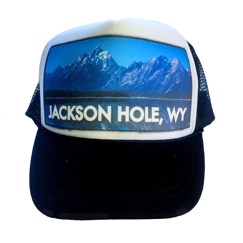 8103d1e5d23298 TH19 JACKSON HOLE TRUCKER HAT- JACKSON LAKE - AVALON7