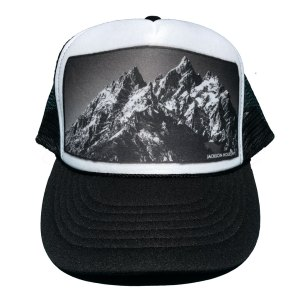 a4647528a6e50 TH36 TETON CATHEDRAL GROUP TRUCKER HAT