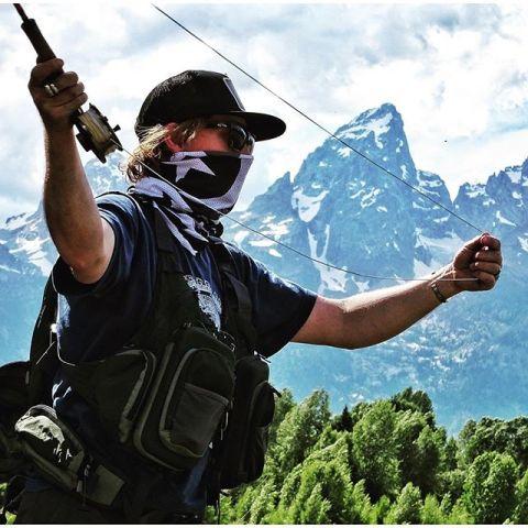 AVALON7 Breathable Fishing Sun Masks Designed in Jackson Hole