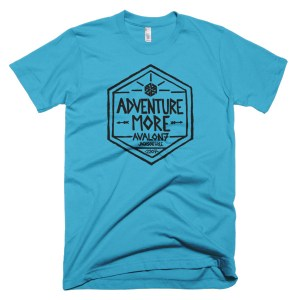 ADVENTURE MORE TSHIRT | AVALON7