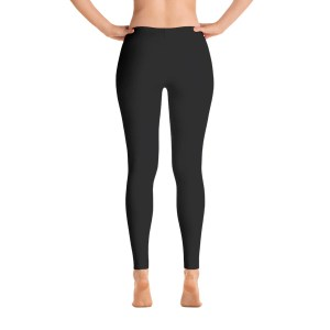YL07 STANDARD BLACK LEGGINGS | AVALON7