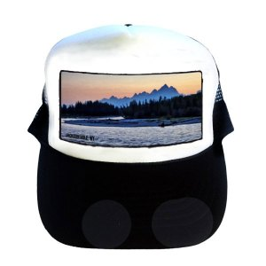 c8748b3efc7b3 TH42 RIVERLIGHT TETON TRUCKER HAT