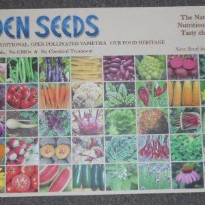 Eden Seeds (non Organic)