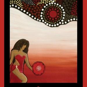 Aboriginal Goddess Chakra Oracle – Mel Brown