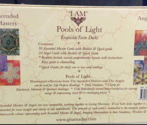 I AM – Pools of Light – Gitama Day