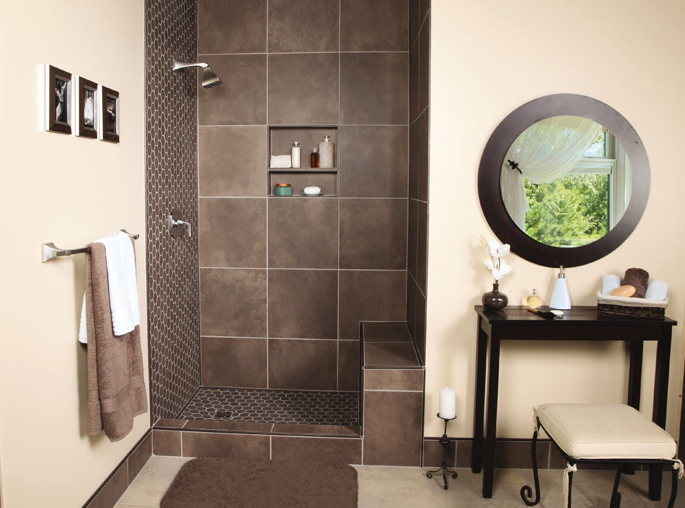 tile shower accessories choose the
