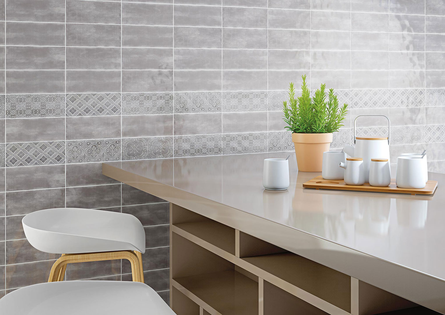the best tile patterns for every room