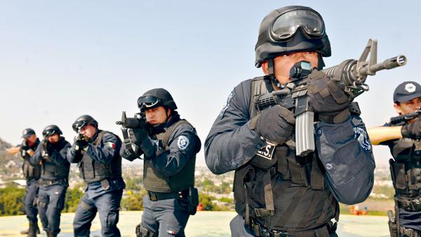 Fiscalía Especializada Contra el Secuestro y la Extorsión