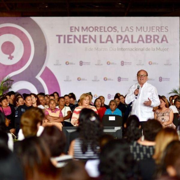 Gobernador Graco Ramírez