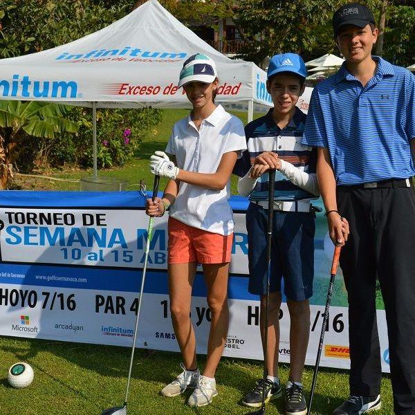 Torneo de Golf de Semana Mayor 2017