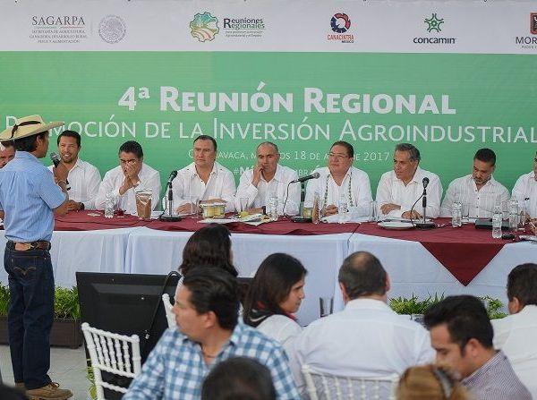 Secretaría de Agricultura, Ganadería, Desarrollo Rural, Pesca y Alimentación (Sagarpa), José Calzada Rovirosa