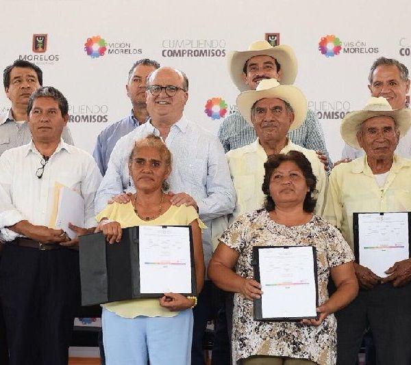 secretario de Desarrollo Agropecuario, Roberto Ruiz Silva
