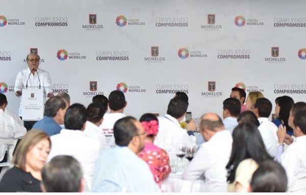 Consejo Coordinador Empresarial Morelos, Juan Pablo Rivera Palau