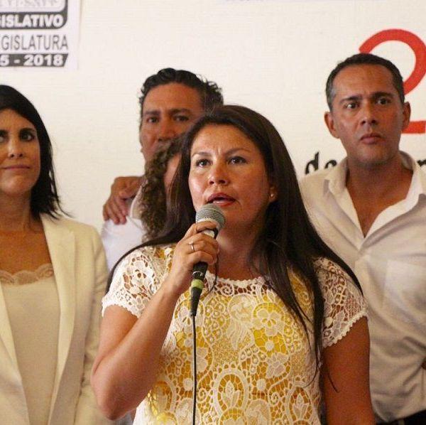 Eder Eduardo Rodríguez Casillas, integrante del Grupo Parlamentario del PRD