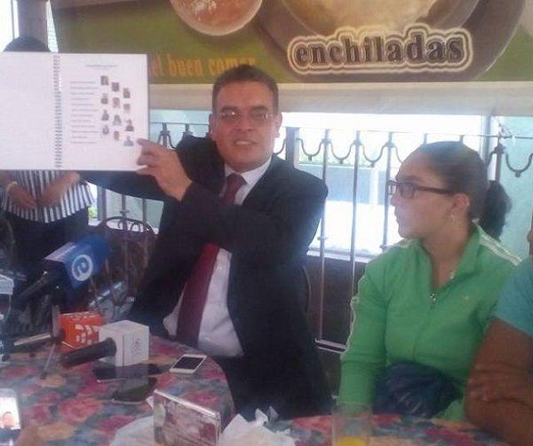 Gerardo Becerra Chávez, vocero de la Coordinadora Morelense de Movimientos Ciudadanos (CMMC)
