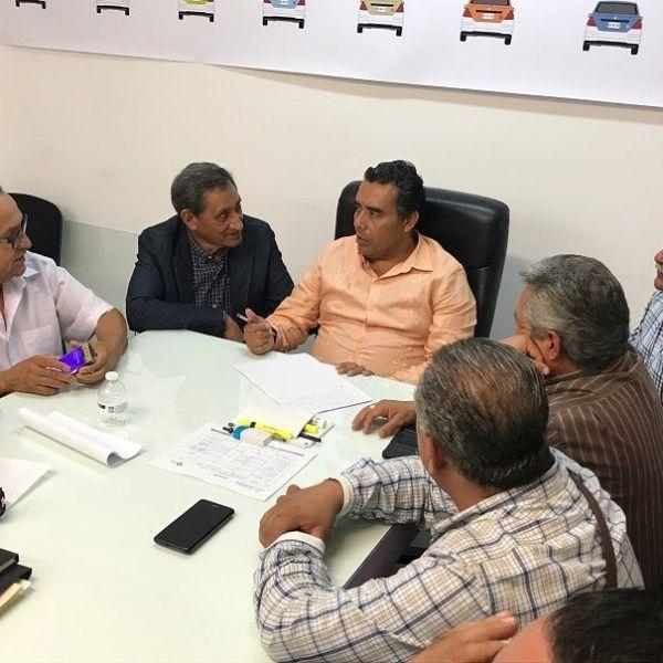 Abimael Quiroz Medina, presidente de Taxirent