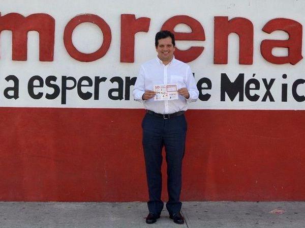 El consejo estatal de Morena Morelos por unanimidad