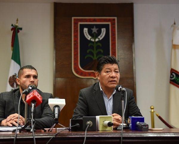 Galeana esquina con Hidalgo; Juárez esquina con Las Casas y Leyva con Gutenberg