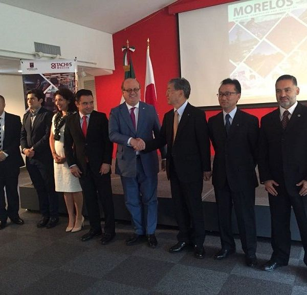 El gobernador de Morelos, Graco Ramírez, confirmó que