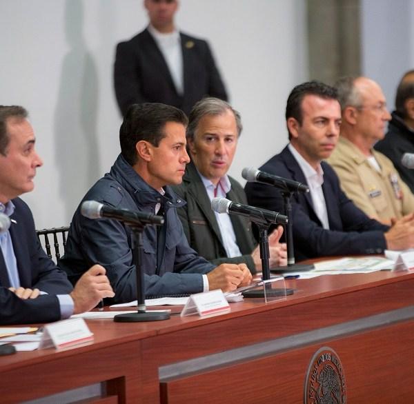 Ciudad de México se mantendrán las labores de rescate en los sitios que resultaron siniestrados